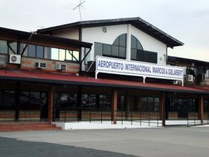 Aeropuerto Marcos A. Gelabert