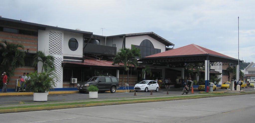 Aeropuerto Internacional Marcos A Gelabert Pac