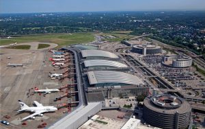 Aeropuerto de Hamburgo Fuhlsbuttel