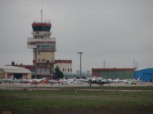Aeropuerto de Madrid-Cuatro Vientos