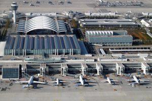 Aeropuerto de Múnich