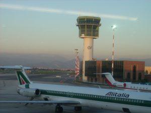 Aeropuerto de Napoles Capodichino