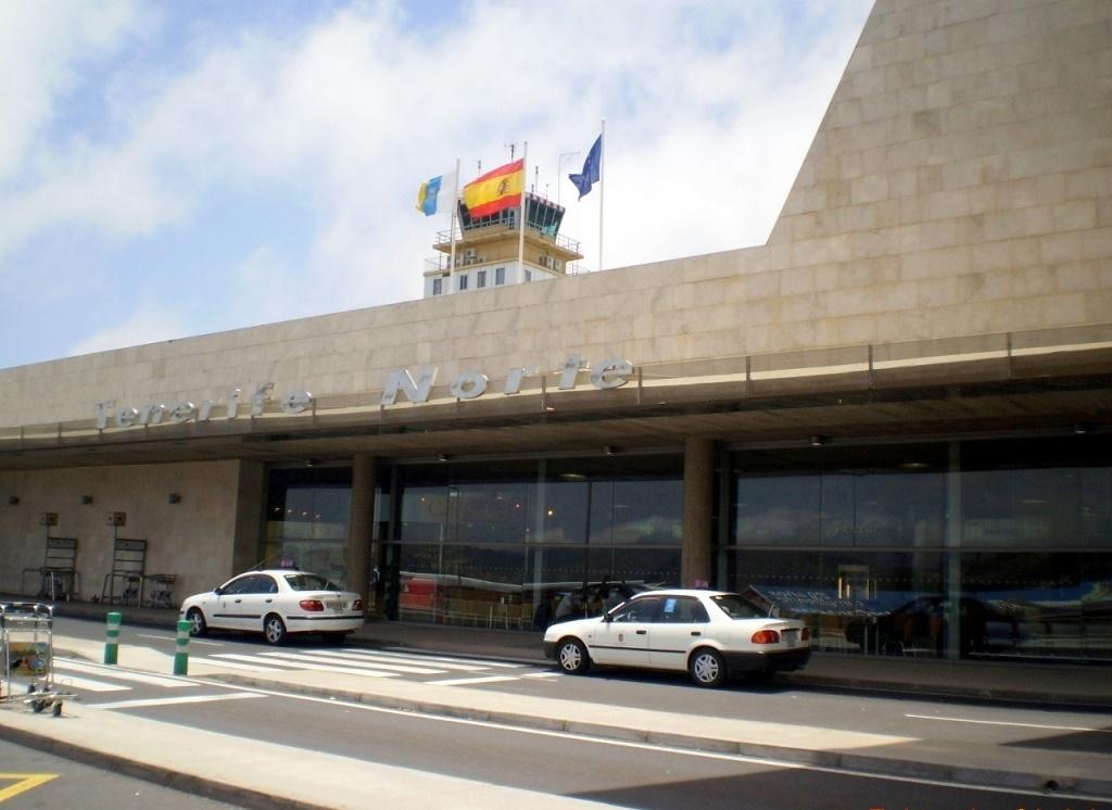 Aeropuerto De Tenerife Norte Tfn Aeropuertos Net