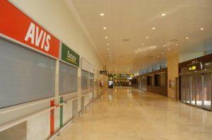 Instalaciones del Aeropuerto de Badajoz