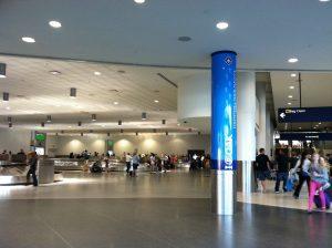 Instalaciones del Aeropuerto de Oakland