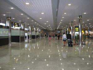 Instalaciones del Aeropuerto de Reus