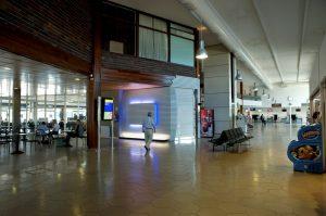 Instalaciones del Aeropuerto de San Sebastian