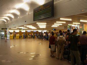 Instalaciones del Aeropuerto de Vitoria