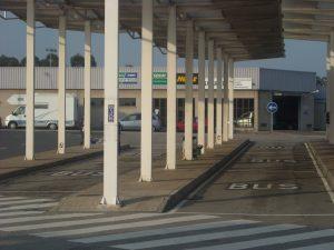 Oficinas de alquiler de coches, Aeropuerto de Asturias