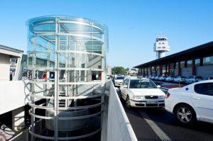 Exteriores del Aeropuerto de Vigo