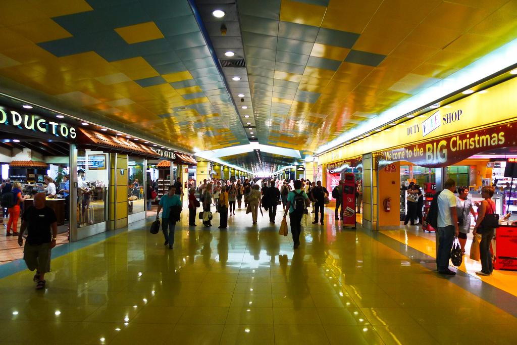 Aumentas los pasajeros extranjeros de bajo coste en Canarias