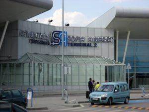 Terminal Sofia Airport