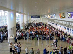 Instalaciones del Aeropuerto de Liverpool