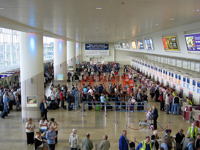 Aeropuerto Internacional De Liverpool Lpl Aeropuertos Net
