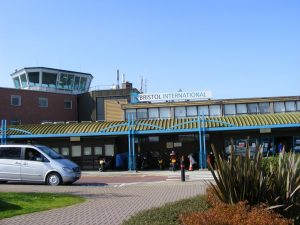 Bristol Airport Old Terminal