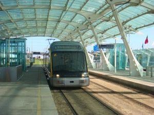 Metro de Aeropuerto de Oporto