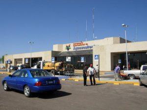 Aeropuerto de Aguascalientes-México