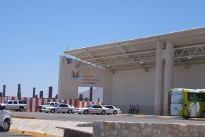 Terminal 3 del Aeropuerto de Baja California de México