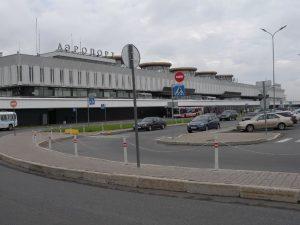 ST Peterburg Airport