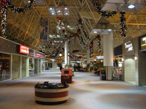 Instalaciones del Aeropuerto General Mitchell