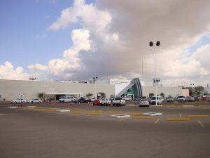 Vista parcial del Aeropuerto de Hermosillo