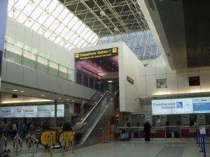 Instalaciones del Aeropuerto de Mánchester