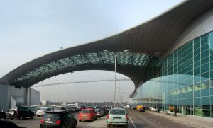 Terminal D of Sheremetyevo International Airport