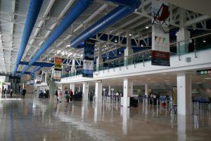 Instalaciones del Aeropuerto de Puerto Vallarta.