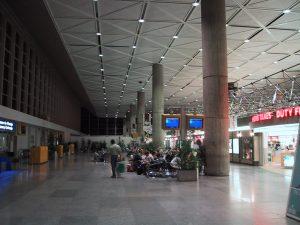 Instalaciones del Aeropuerto de Mirabel