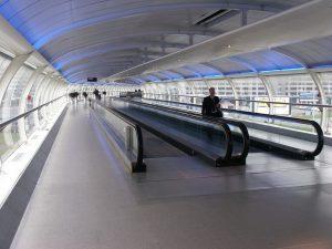 Pasadisos del Aeropuerto de Mánchester