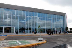 Ampliación del Aeropuerto de Puebla.