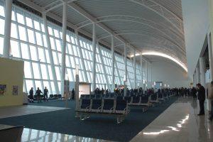 Aeropuerto de Puebla, instalaciones.