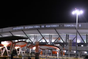 Aeropuerto de Monterrey, terminal B