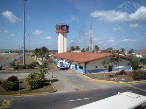 Instalaciones del Aeropuerto de Varadero