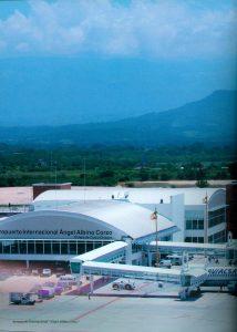 vista Panorámica del  Aeropuerto de Chiapas-Tuxla Gutiérrez