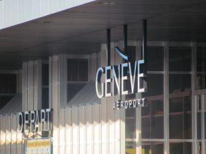 Genève Aéroport: DEPART