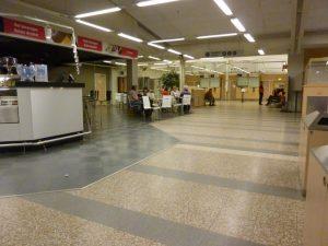Instalaciones del Aeropuerto de Estocolmo-Skavsta