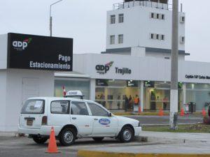 Trujillo airport