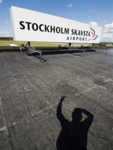 Aeropuerto de Estocolmo-Skavsta (NYO)