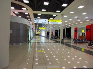 Instalaciones del Aeropuerto de de Moscú-Sheremetyevo