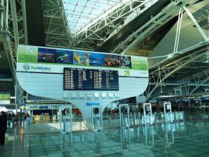Instalaciones del Aeropuerto Francisco Sá Carneiro