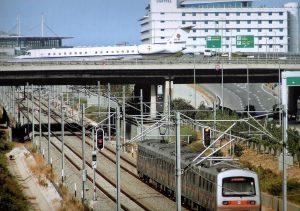 Athens Airport - Metro Railway