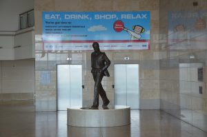 John Lennon (Liverpool Airport)