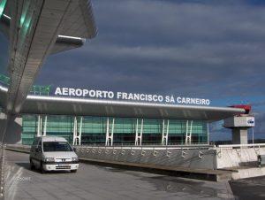Aeropuerto de Oporto Francisco Sá Carneiro