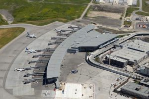 Aeropuerto de Winnipeg James Armstrong Richardson