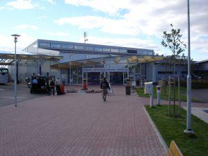 Aeropuerto de Estocolmo-Skavsta
