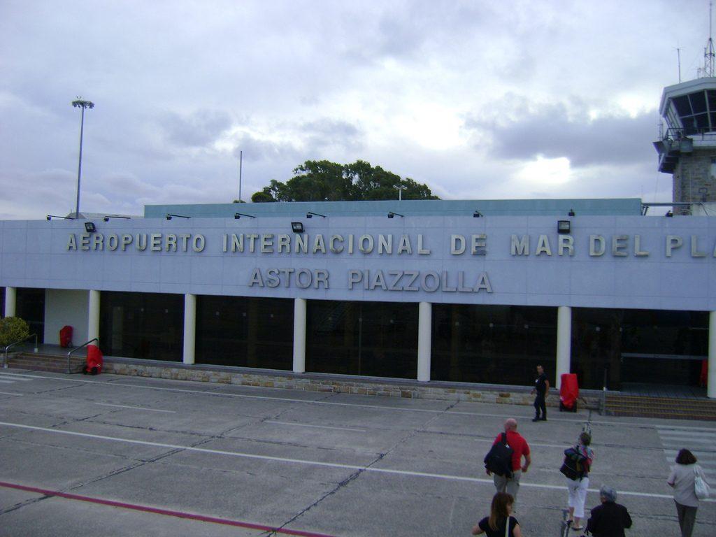 Aeropuerto Internacional Astor Piazolla Mdq