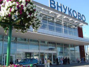 Aeropuerto de Moscú-Vnukovo