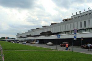 Aeropuerto de Púlkovo-San Petersburgo
