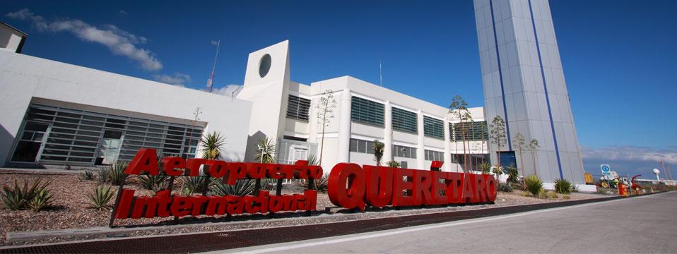 Aeropuerto Intercontinental de Querétaro (QRO)